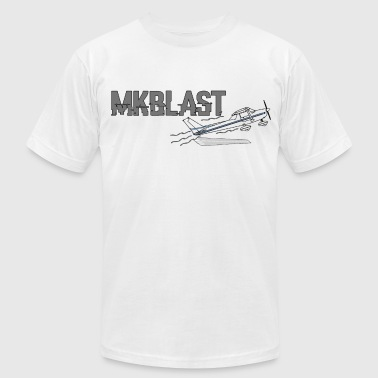 TheMKBlast! - Men's Fine Jersey T-Shirt