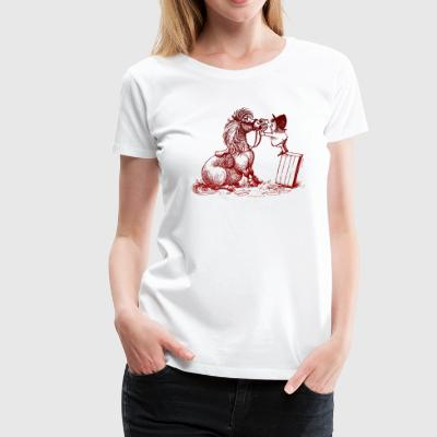 Thelwell Tooth Dentist Control - Women's Premium T-Shirt