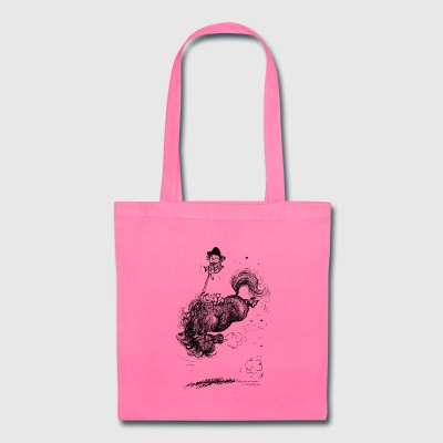 Thelwell Horse Rodeo - Tote Bag