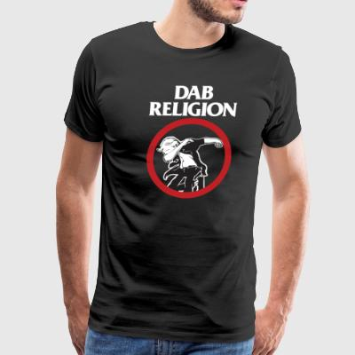 Dab Religion  - Men's Premium T-Shirt