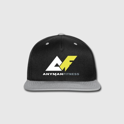 Anyman Fitness Snapback Hat - Snap-back Baseball Cap