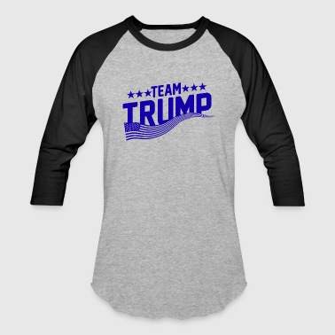 Team Trump Unisex Adult  - Baseball T-Shirt