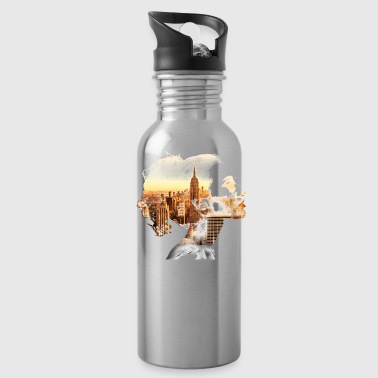LC New York Water Bottle - Water Bottle