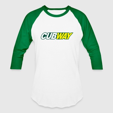 CUBWAY - Baseball T-Shirt