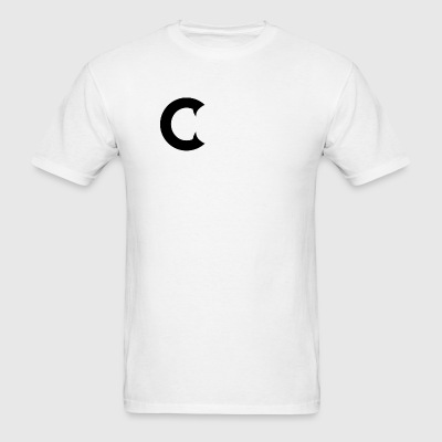Cursed Logo Tee - Men's T-Shirt