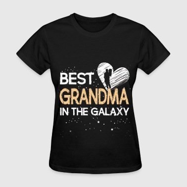 Best Grandma in the galaxy - Women's T-Shirt