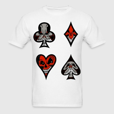 Cards - Men's T-Shirt
