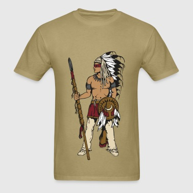 Indian Chief - Men's T-Shirt
