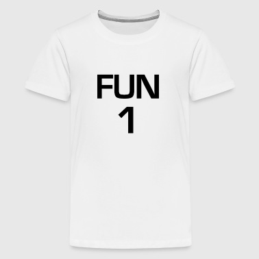 Fun 1 - Kids' Premium T-Shirt