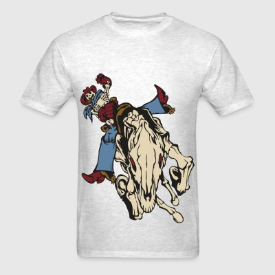 Rodeo Rider & Horse - Men's T-Shirt