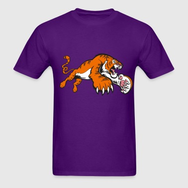 Sabre Tiger - Men's T-Shirt