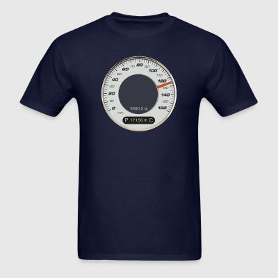 Speedometer - Men's T-Shirt