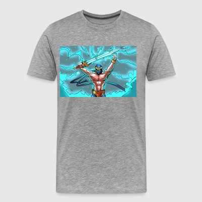 THAMRO Transformation - Men's Premium T-Shirt