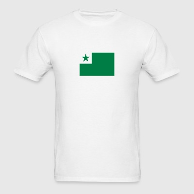 Esperanto - Men's T-Shirt