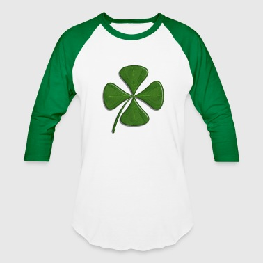 Lucky Clover - Baseball T-Shirt