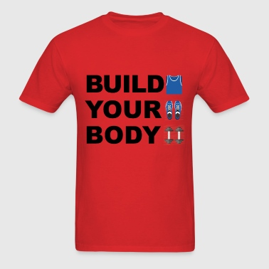 Build your body - Men's T-Shirt