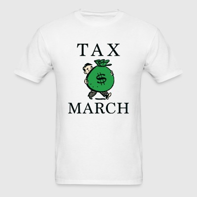 Tax March - Men's T-Shirt