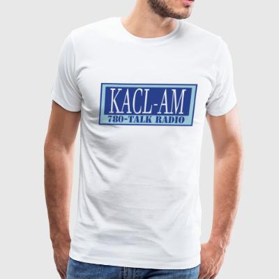 KACL-AM Frasier - Men's Premium T-Shirt