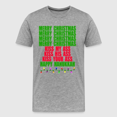 Christmas Vacation Quote - Merry Christmas T-Shirts - Men's Premium T-Shirt
