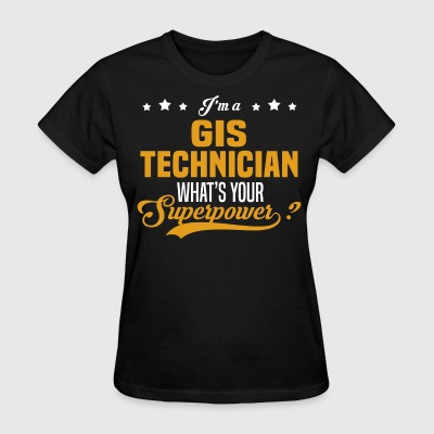 GIS Technician - Women's T-Shirt