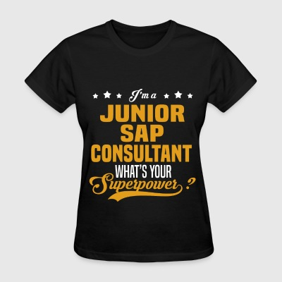 Junior SAP Consultant - Women's T-Shirt
