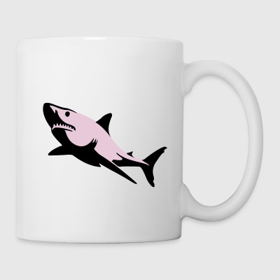 Great White Shark Mugs & Drinkware - Coffee/Tea Mug