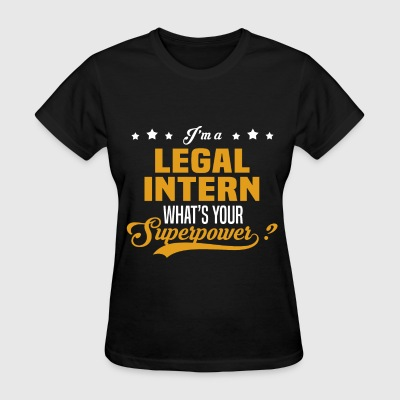 Legal Intern - Women's T-Shirt