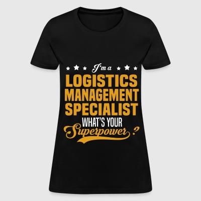 Shop Logistics Specialist T-Shirts online   Spreadshirt