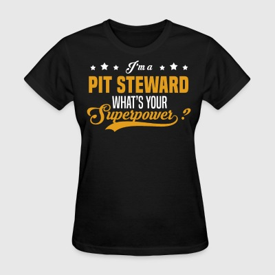 Pit Steward - Women's T-Shirt