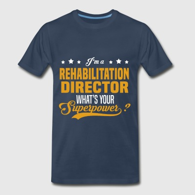 Rehabilitation Director - Men's Premium T-Shirt