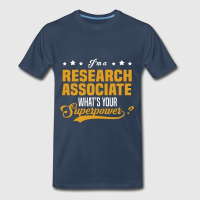 Research Associate - Men's Premium T-Shirt
