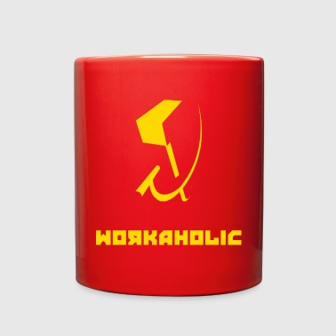 Workaholic Mug - Full Color Mug