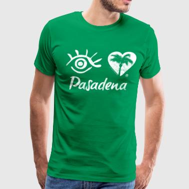 Eye-Love Pasadena - Men's Premium T-Shirt