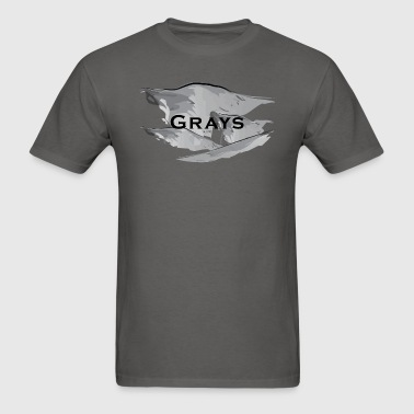 Grays Peak Mens Tee - Men's T-Shirt