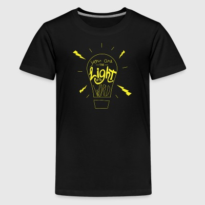 Light Of The World - Kids' Premium T-Shirt