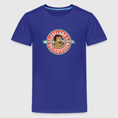 Family Guy Cleveland's Delicatessen - Kids' Premium T-Shirt