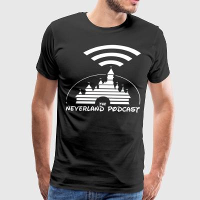 The Neverland Podcast - Men's Premium T-Shirt