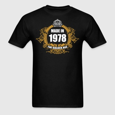 Made in 1978 The Golden Age - Men's T-Shirt