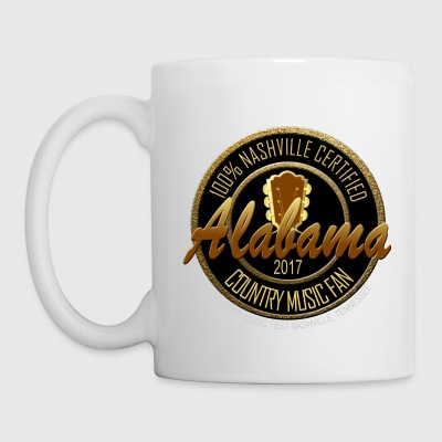 Alabama Certified Country Music Fan Mug - Coffee/Tea Mug