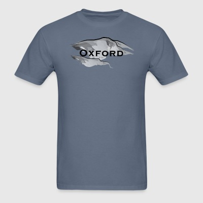 Mt. Oxford Mens Tee - Men's T-Shirt