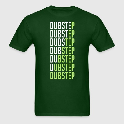 Dubstep type step - Men's T-Shirt