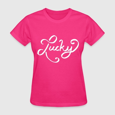 Lucky T-Shirts - Women's T-Shirt