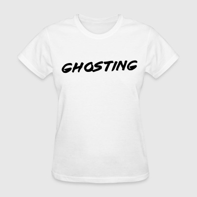 Ghosting T-Shirts - Women's T-Shirt