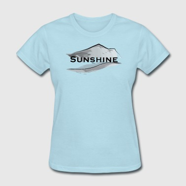Sunshine Peak Womens Tee - Women's T-Shirt