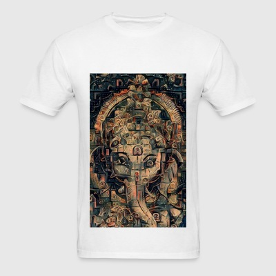 Ganesh Salvia Tshirt - Men's T-Shirt