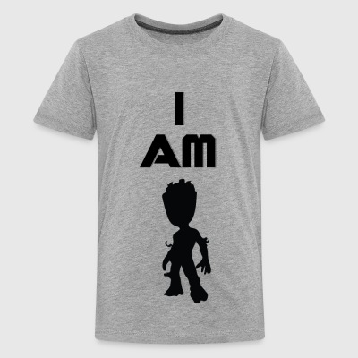 I Am Baby Groot - Kids' Premium T-Shirt