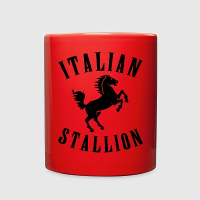ITALIAN STALLION - Full Color Mug
