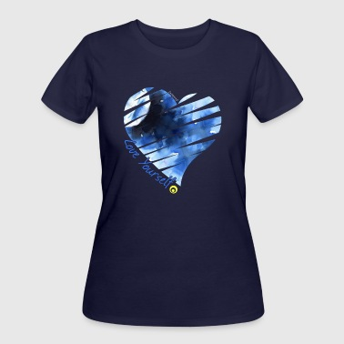 Love Yourself - Women's 50/50 T-Shirt