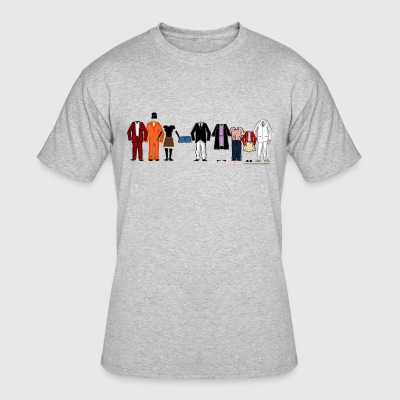 Arrested Development Bluth Family Lineup - Men's 50/50 T-Shirt
