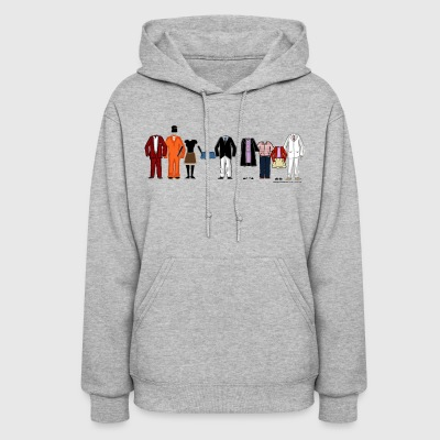 Arrested Development Bluth Family Lineup - Women's Hoodie